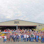 """Zenith Aircraft """"Fly In to Summer"""" Open House 2021"""