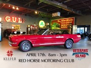 Jerry Keefer to Photograph your ride at Red Horse benefit for Veterans Island