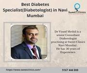 Blood Sugar Doctor Kharghar|Dr.Vinod Methil