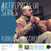 Artrepreneur Series: Terrence Riggins