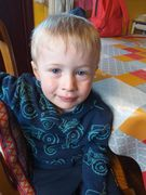 Baptiste 3 ans