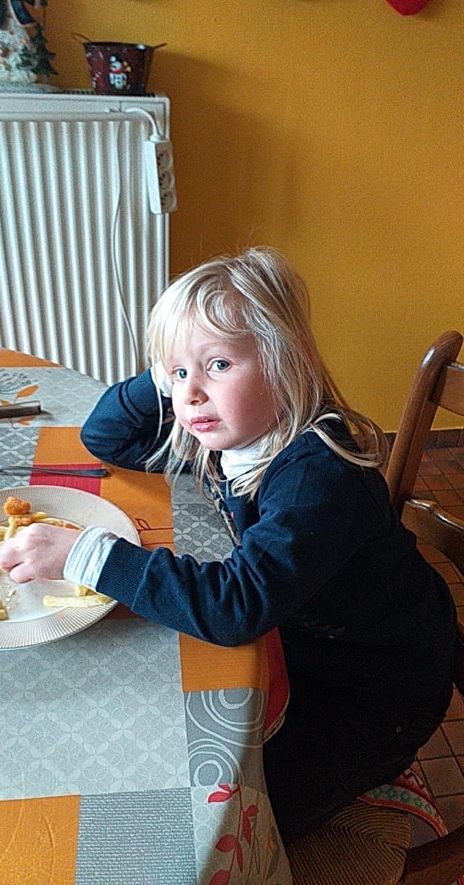 Berenice 5 ans
