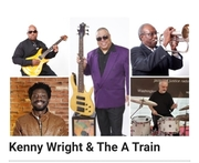 Kenny Wright & The A Train LIVE STREAMING CONCERT Thursday, April 8 7PM / $10 .