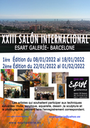XXIII Salon Internationale Esart Galerie 2022