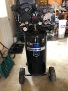 New air compressor for the shop (garage)