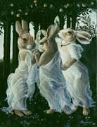 Rabbit, rabbit, rabbit!