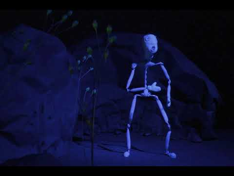 Animated light using Tahoma2D. A Opentoonz version specialized for Stop Motion.