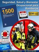 Cordialmente Invitados, Cursos InterNFPA 1500, Seguridad, Salud y Bienestar Ocupacional para Bomberos