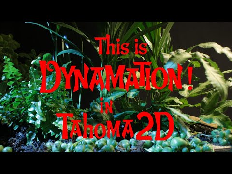 Dynamation in Tahoma2d