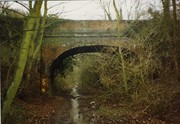 Walk along the old SMJ from Gayton to Blisworth.