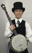 with my favorite Grimshaw banjo
