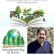 International Day of Forests Observed at AAFT University
