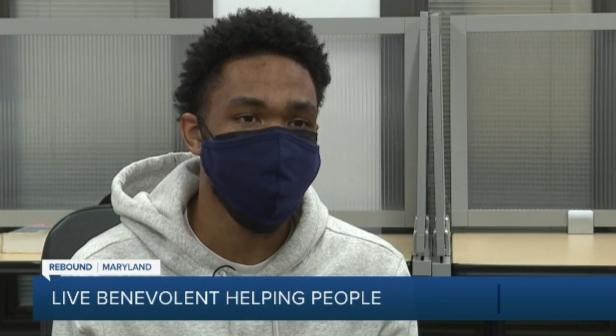 Baltimore men working to change perception of mental health