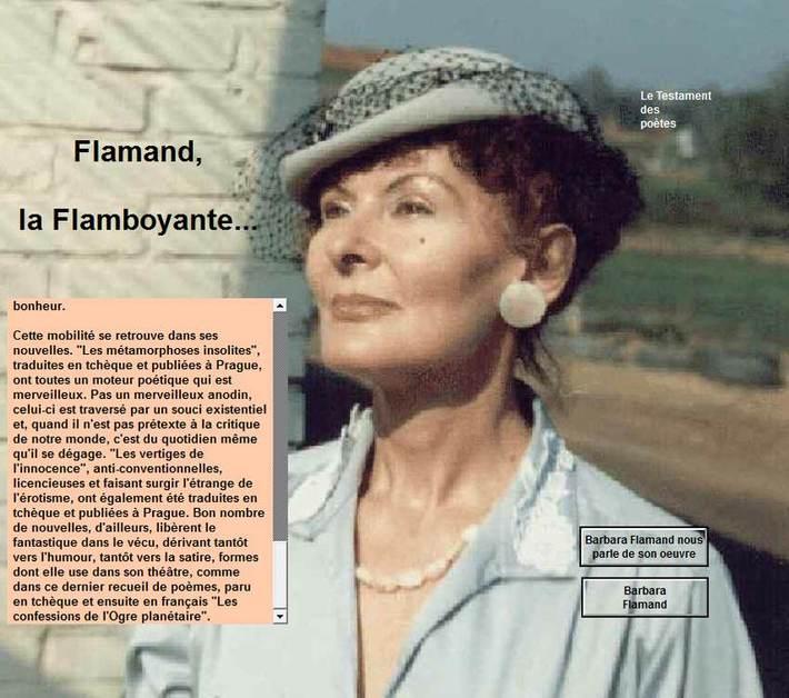 Flamand la flamboyante