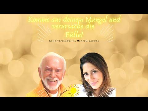 Kurt Tepperwein Interview: Komme aus deinem Mangel und verursache die Fülle!