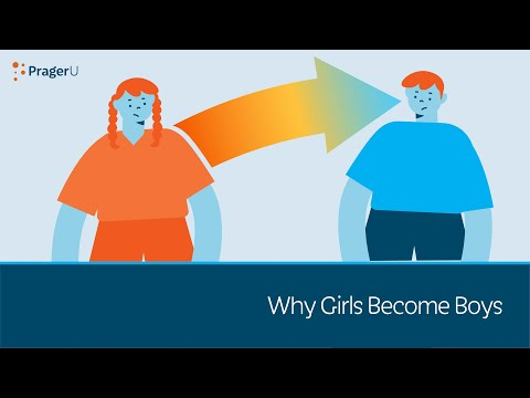 Why Girls Become Boys
