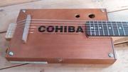 6 string Cheater Neck Cohiba