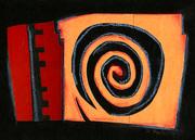 MAIL ART BOOK #41 - SUSAN GNAEDINGER - CHAMPAIGN, IL