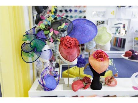 Beverley Edmondson Millinery New Showroom and Studio 2021
