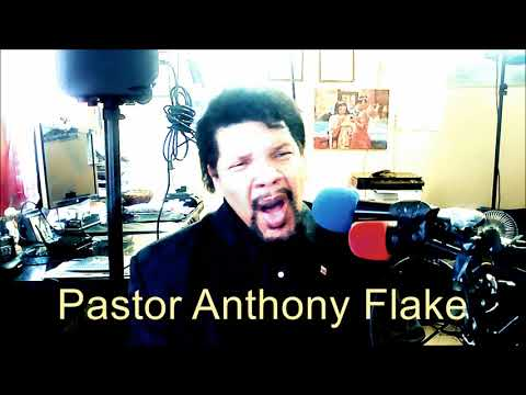 Happy Easter From Pastor and Artist Anthony Flake