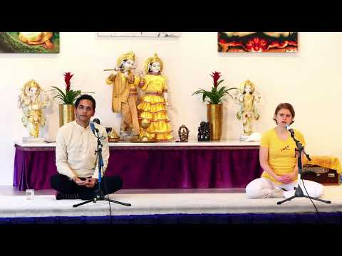 "Talk ""How to live in Corona times"" - Vortrag mit Dr. Devendra - Yoga Vidya Live - 14.30 - 23.03.2021"