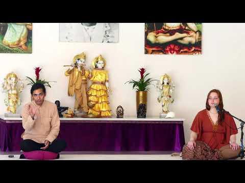 Ayurvedic concept of Tripoid of life mit Dr. Devendra - Yoga Vidya Live - 14.30 - 30.03.2021
