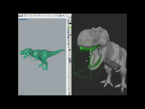 T-Rex 0.2.0 update: IFC, concrete elements