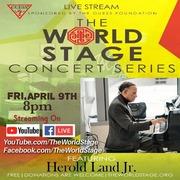 HAROLD LAND Jr. Trio Returns For: Jazz Appreciation Month