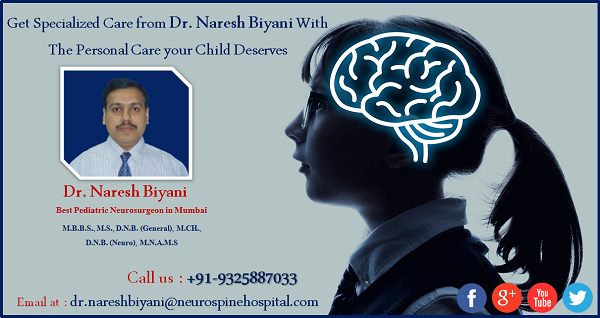 Get Specialized Care from Dr. Naresh Biyani With The Personal Care your Child Deserves