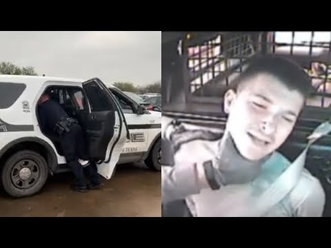 Arrested liberal smashes his head against inside of cop car, fakes seizure, tries to frame cop for brutality -- except the entire incident was recorded