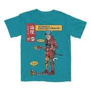 BOBBY & ULTRA 85 Logic T Shirt
