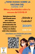 ¿Tiene preguntas sobre la vacuna del COVID-19?