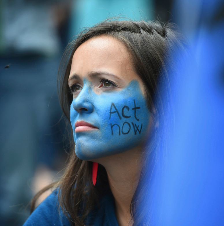 Important Moments in the History of Climate Action: In Photos