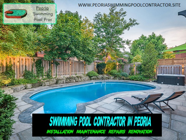 Swimming Pool Contractor In Peoria – Read True Reviews Now!