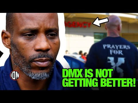 DMX Update : DMX's still in coma , Family Has to Make Difficult Decision NOW!