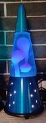 Blue Wizard with Ocean Floor globe