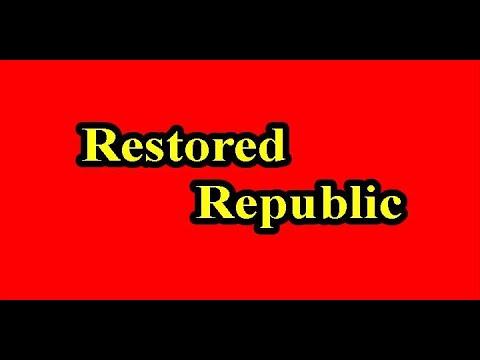 Restored Republic via a GCR Update as of April 5, 2021
