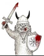 Viking Cat