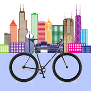 Webinar-Pedaling Influence: Building A National Movement for Bikes by Kevin Dekkinga