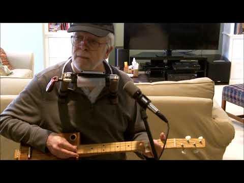 Pawnshop Blues - Cigar Box Guitar & Blues Harp