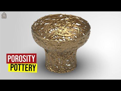 Porosity Pottery