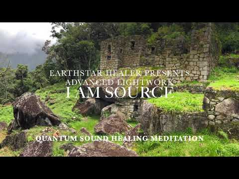 Angelic Quantum Healing: I Am Source