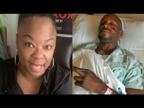 DMX Sister Roxanne tells a Sad Story about DMX after He Died While Crying