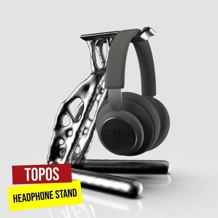tOpos Headphone Stand