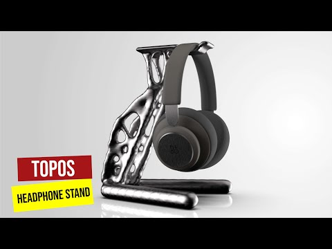 tOpos Headphone Stand