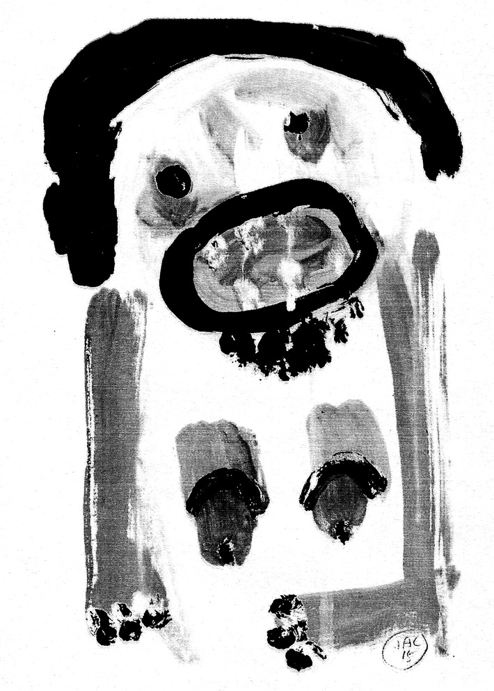 Mail Art Book #42 - Jacqueline Perkins - Ft. Irwin, CA