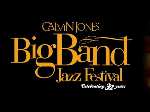 Calvin Jones Big Band Jazz Festival 2018 - UDC Jazz Ensemble