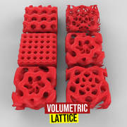 Volumetric Lattice