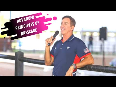 Advanced Principles Of Dressage With Robert Dover - Part 1