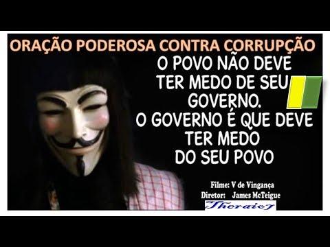 ORAÇÃO PODEROSA CONTRA CORRUPÇÃO  theraio7 4862